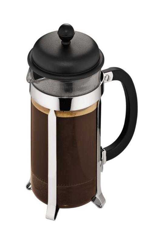 bodum caffettiera kaffeebereiter french press 8 tassen 1 00 l schwarz 1913 01 ebay. Black Bedroom Furniture Sets. Home Design Ideas